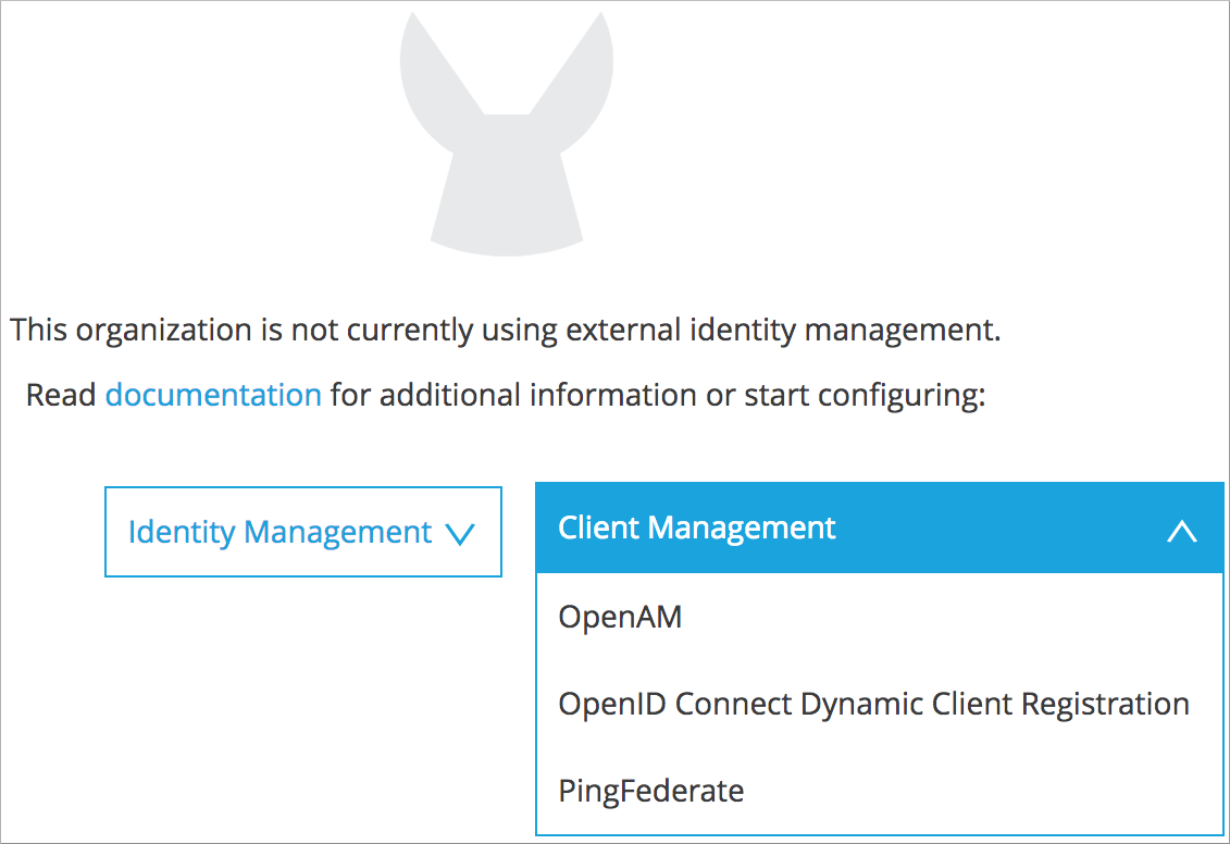 To Configure Client Management PingFederate | MuleSoft