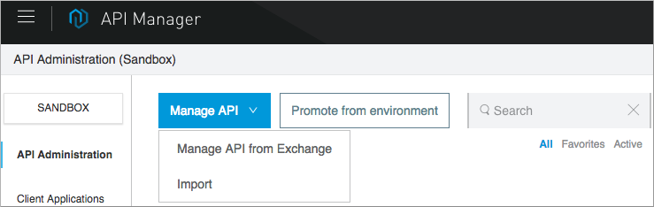 Reviewing environment concepts | MuleSoft Documentation