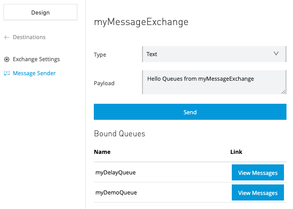 Tutorial: Create a Queue and Message Exchange | MuleSoft