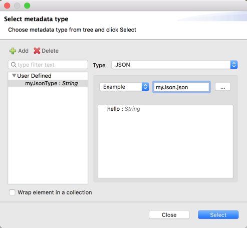 DataWeave Quickstart | MuleSoft Documentation