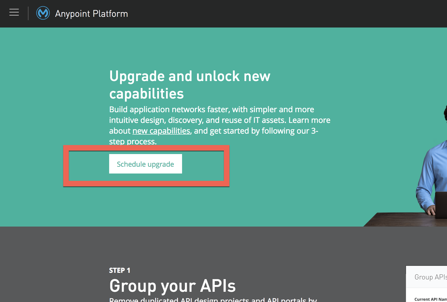Anypoint Platform Upgrade to Latest Software Guide