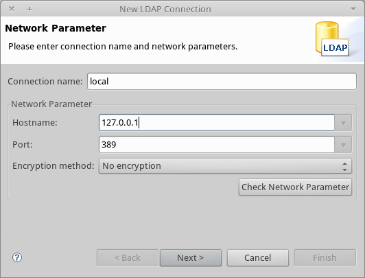 Setting Up and Managing Users via LDAP | MuleSoft Documentation